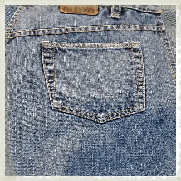 True Blue Jeans - Blast Washed