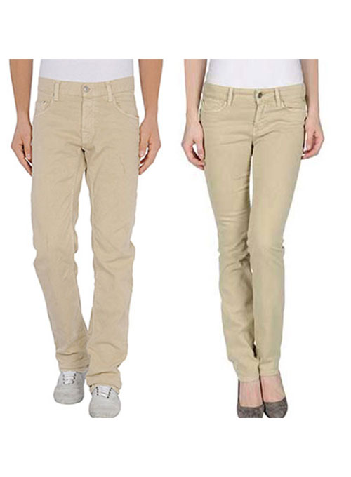 Twillino - The Cotton Twill Chino Jeans