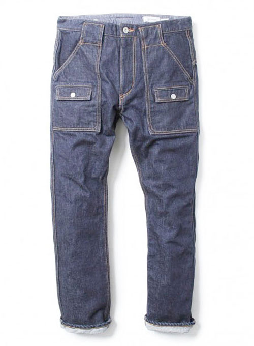 Trouser Jeans Womens