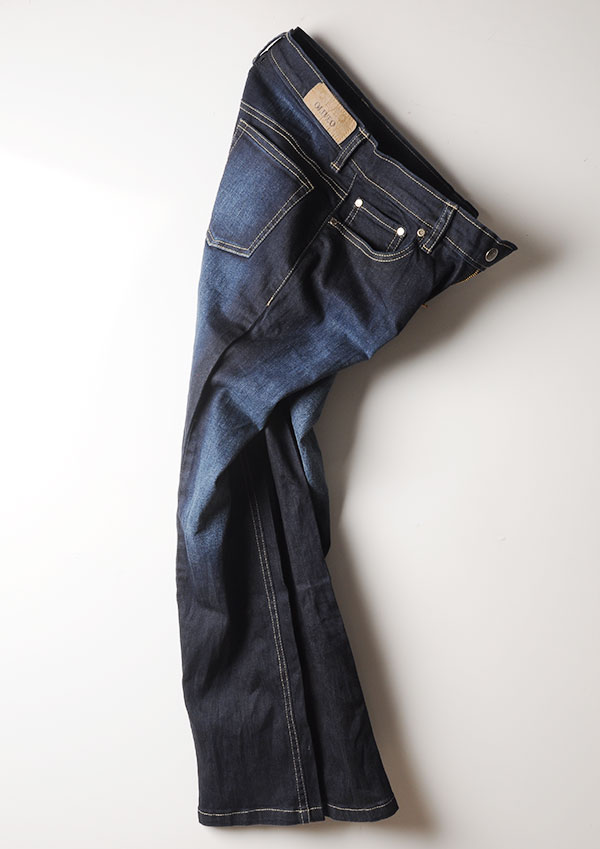 Vanity Stretch Jeans - Hard Washed Scrapped