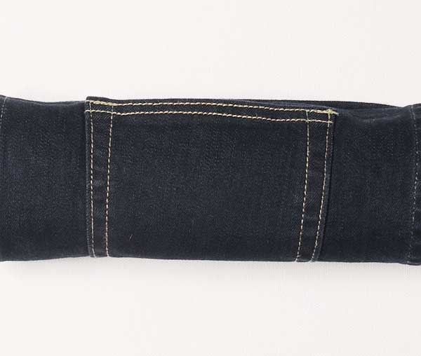 Vanity Stretch Jeans - Hard Washed
