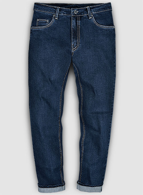 Victor Blue Indigo Wash Stretch Jeans