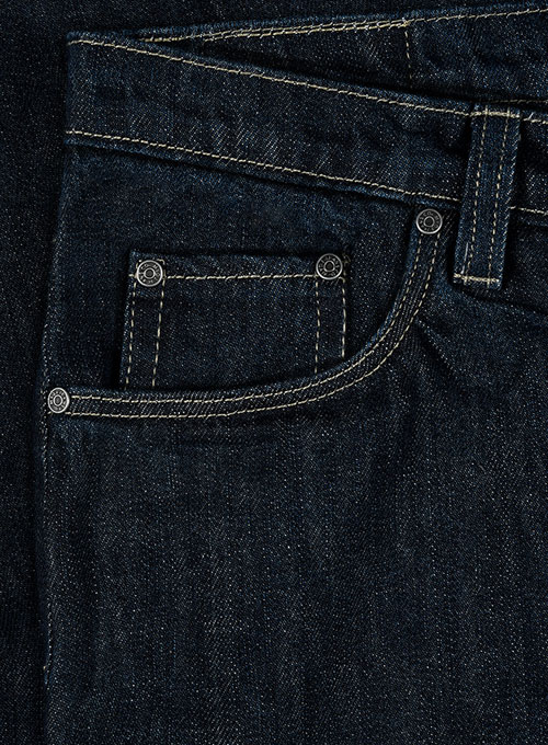 Wallace Blue Jeans - Hard Wash