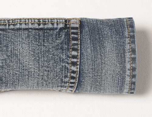 Wild Couture Stretch Vintage Wash Jeans