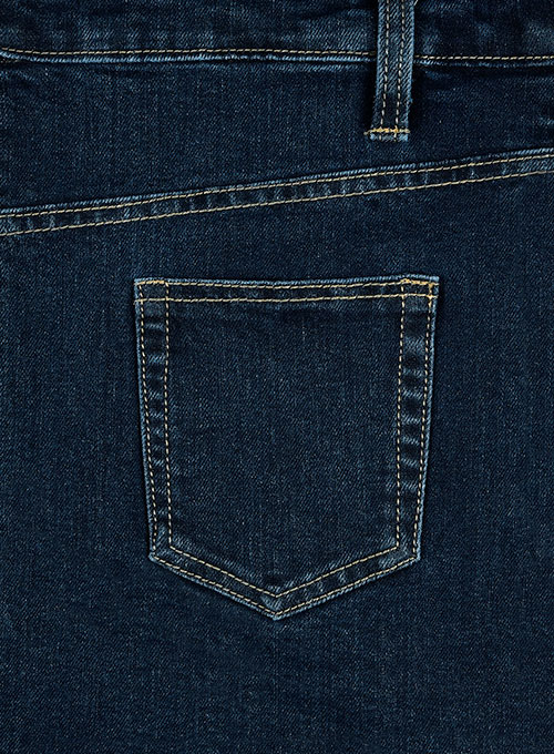 Zen Blue Denim-X Wash Stretch Jeans