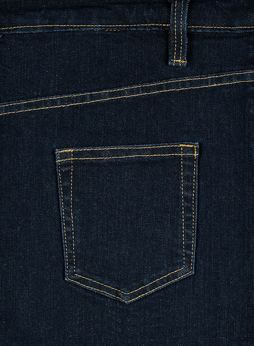 Zen Blue Hard Wash Stretch Jeans