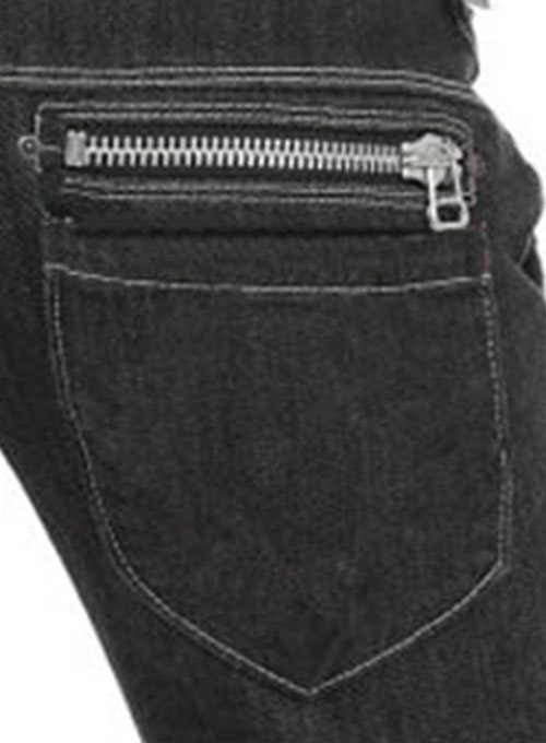 Zipper Back Pocket - 802