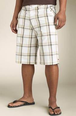 Madras Plaid - Light Weight Shorts