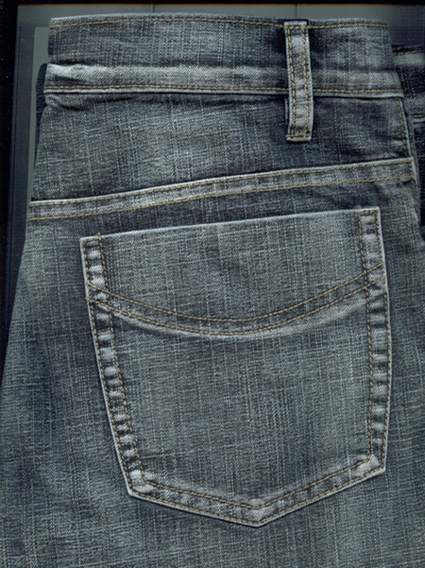 Mechanic Black Vintage Wash Jeans