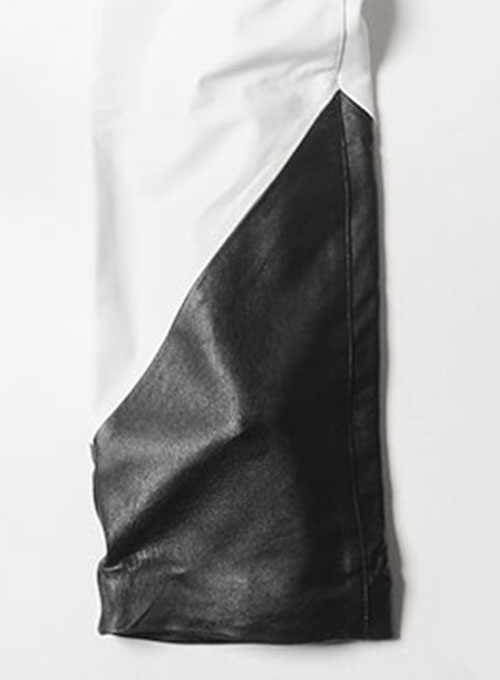 Zod Mix Leather Pants- 50 Colors