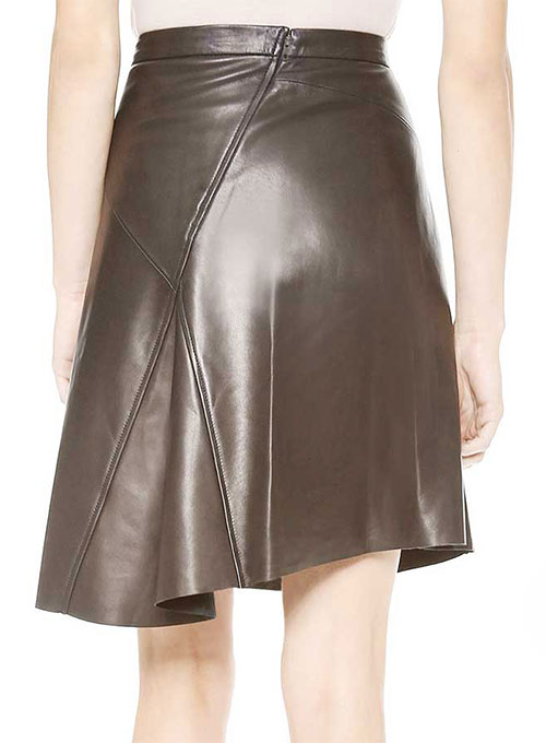 Breeze Flare Leather Skirt - # 422 - 50 Colors