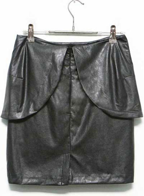 Busy Bee Leather Skirt - # 188 - 50 Colors
