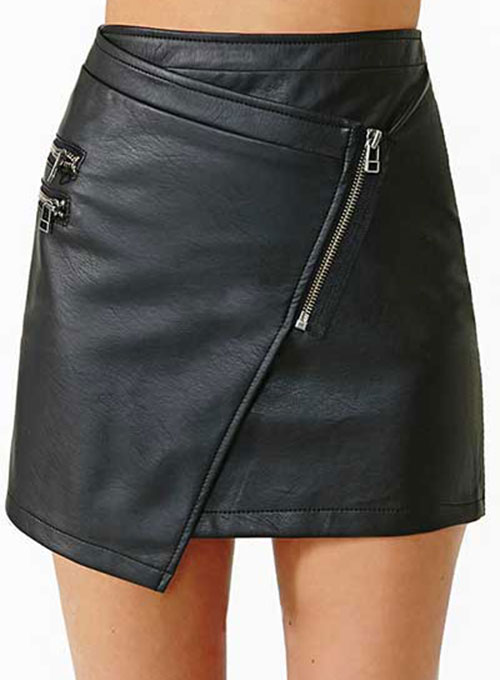 Canyon Leather Skirt - # 157 - 50 Colors