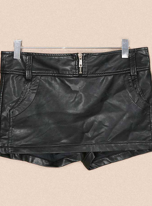 Cheerleader Leather Skort - # 167 - 50 Colors