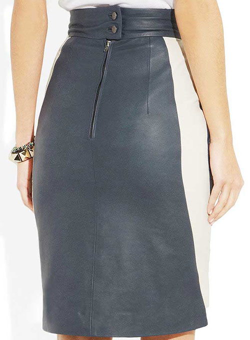 Downtown Leather Skirt - # 409