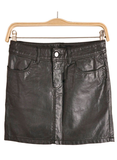 Dreamer Leather Skirt - # 150 - 50 Colors