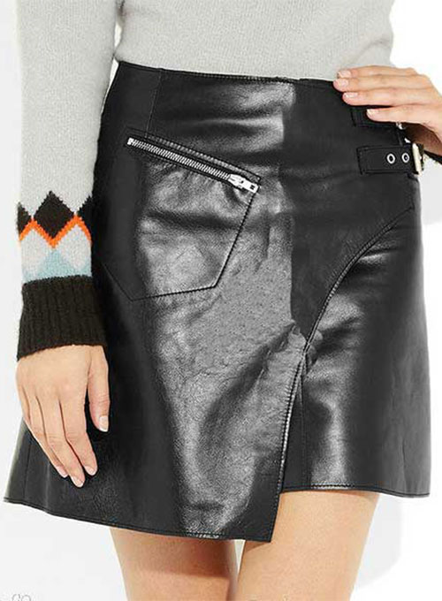 Element Leather Skirt - # 179 - 50 Colors