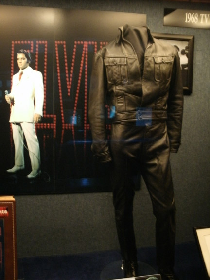 Elvis Presley Leather Suit - 50 Colors