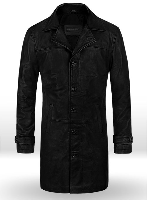 Jason Statham The Fate Of The Furious Leather Coat - Click Image to Close