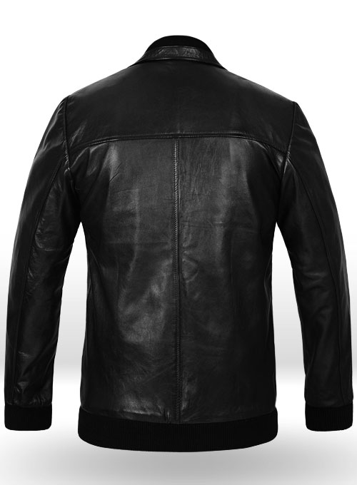 George Harrison The Beatles Leather Jacket and Pants Set - Click Image to Close