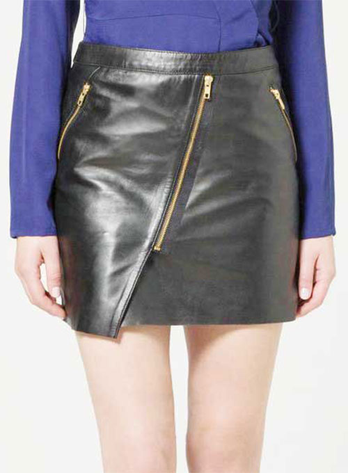 Gypsy Leather Skirt - # 196