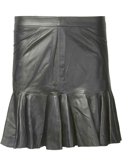 Hiphop Leather Skirt - # 463