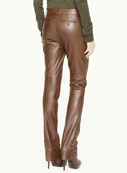 Hyde Leather Pants - 50 Colors