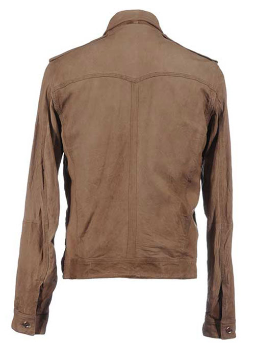 Leather Jacket #138- 50 Colors