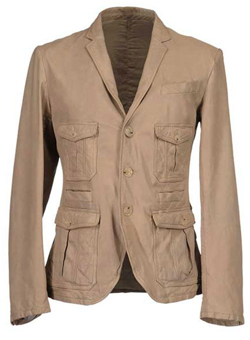 Leather Jacket #712- 50 Colors