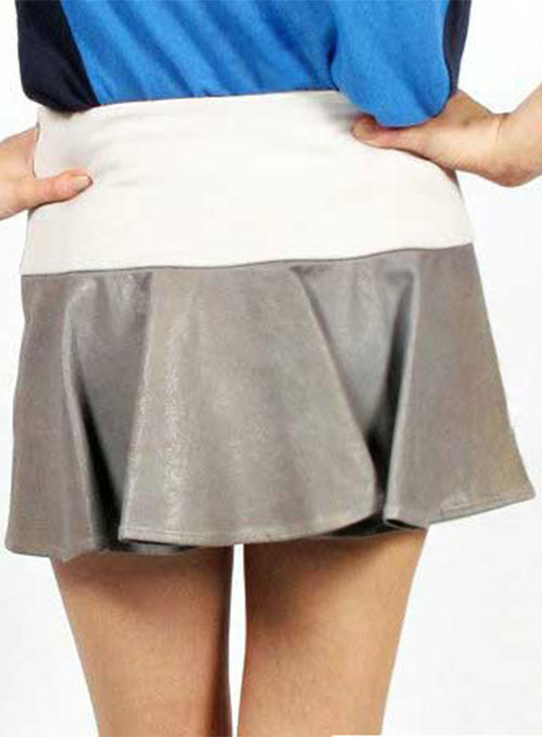 Jazz Leather Skirt - # 187 - 35 Colors