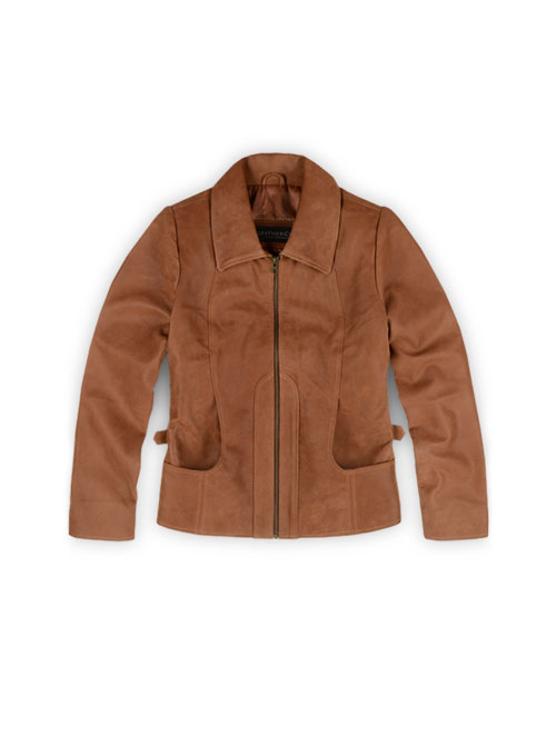 Gigli Kids Leather Jacket