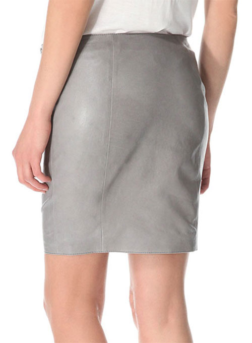 Karma Leather Skirt - # 151 - 50 Colors