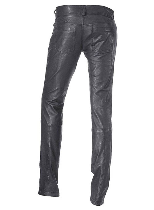 Leather Biker Jeans - Style #501 - 50 Colors