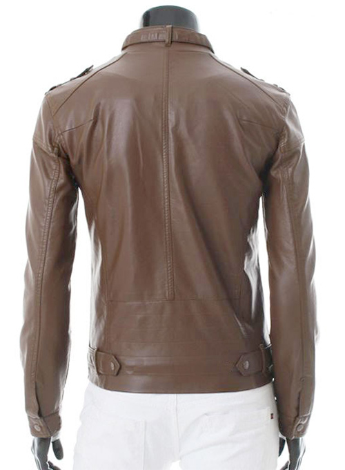 Leather Jacket #133- 50 Colors
