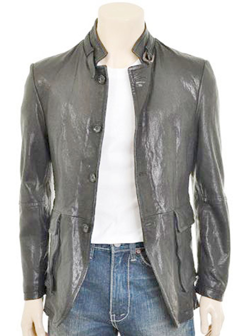 Leather Jacket #134- 50 Colors
