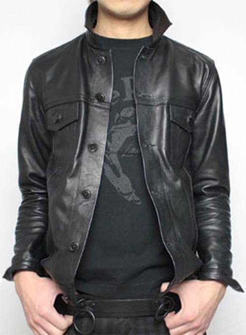Leather Jacket #135- 50 Colors