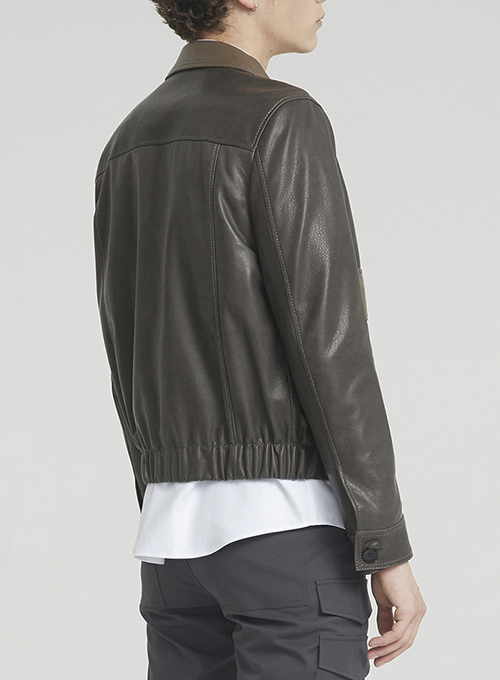 Leather Jacket # 1003 - Click Image to Close