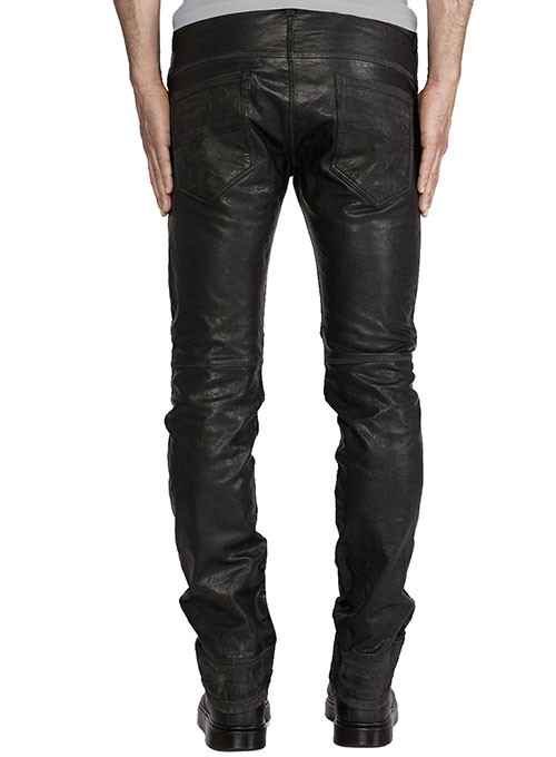 Leather Jeans - Style #517 - Click Image to Close