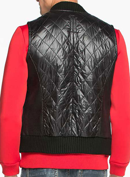 Leather Vest # 321 - Click Image to Close