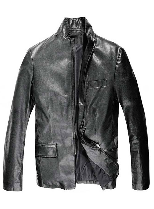 Leather Jacket # 611- 50 Colors