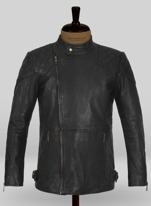 Leather Jacket # 613- 50 Colors
