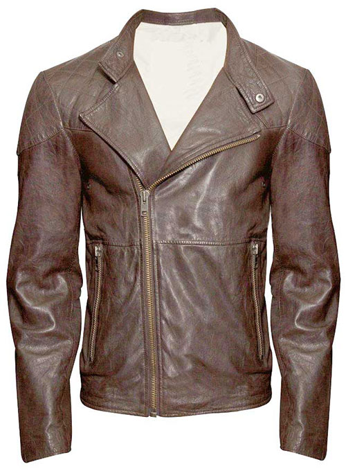 Leather Jacket # 614- 50 Colors