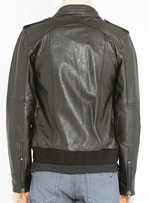 Leather Jacket # 618- 50 Colors