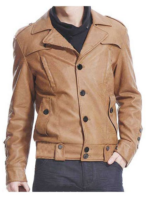Leather Jacket # 620- 50 Colors