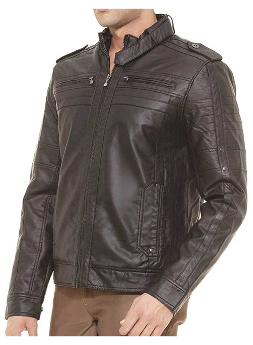 Leather Jacket  # 631