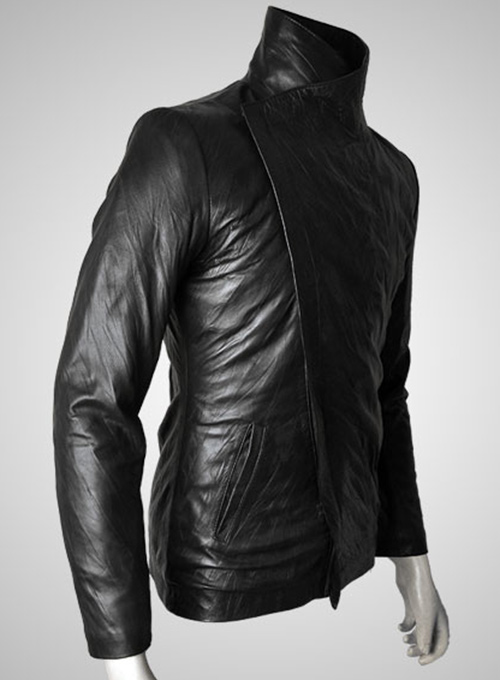 Leather Jacket # 644