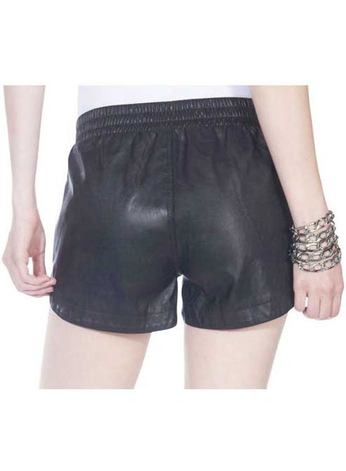 Leather Cargo Shorts Style # 375 - 50 Colors