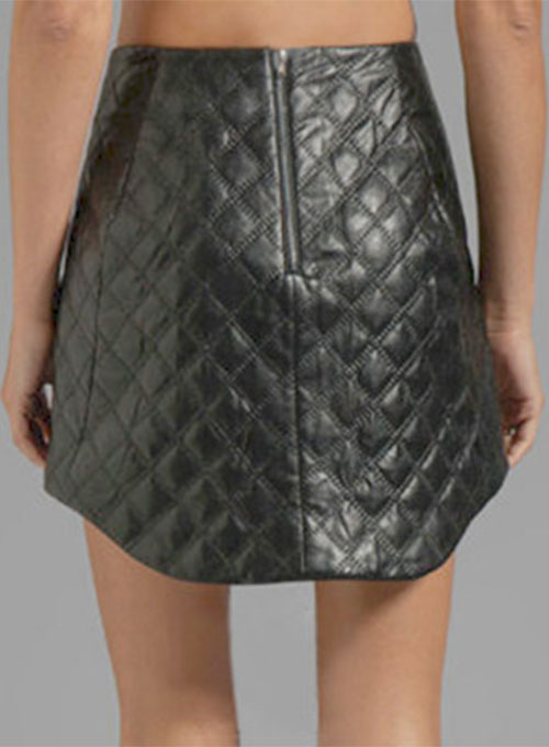 Lipsy Leather Skirt - # 469