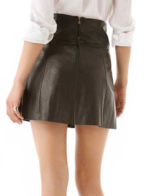 Luxor Leather Skirt - # 181 - 50 Colors