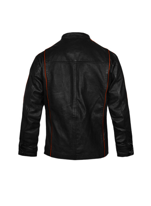Mass Effect 3 Kids Leather Jacket
